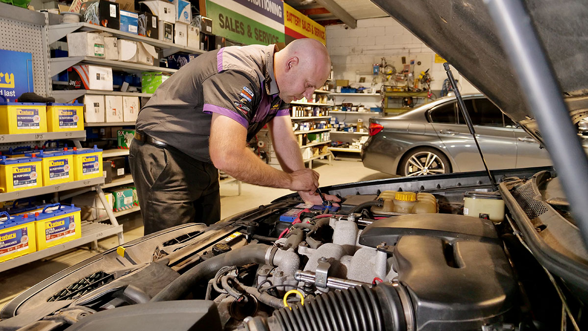 Car Batteries and Battery Systems-Central Coast